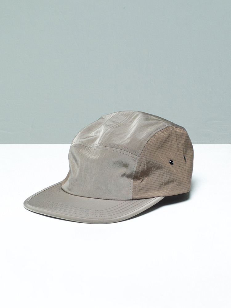 [-10%] Nylon Camp Cap Sand
